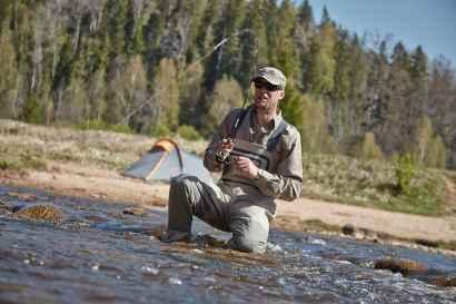 Финские вейдерсы для рыбалки