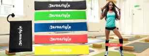Фитнес резинки EsonStyle – отзывы, где купить, цена