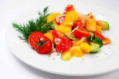 Овощи для похудения и выведения жира – тушеные, вареные, сырые, запеченные, низкокалорийные