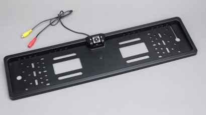 Авторамка с камерой заднего вида - отзывы, цена, где купить