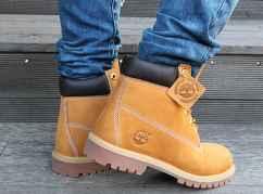 Мужские зимние ботинки Timberland - отзывы, купить со скидкой