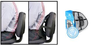 Упор поясничный Seat Back – отзывы, где купить, цена