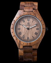 Наручные деревянные часы Uwood – отзывы, купить, цена