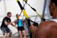 Тренажер TRX suspension training fitstudio – отзывы, где купить, цена