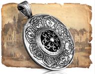 Медальон для привлечения богатства