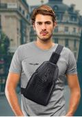 Модная мужская сумка-рюкзак Alligator