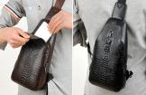 характеристики мужского рюкзака Аллигатор