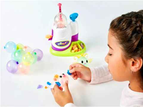 увлекательная игрушка-конструктор для детей