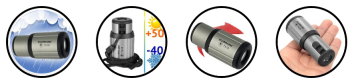 Монокулярный телескоп Visionking